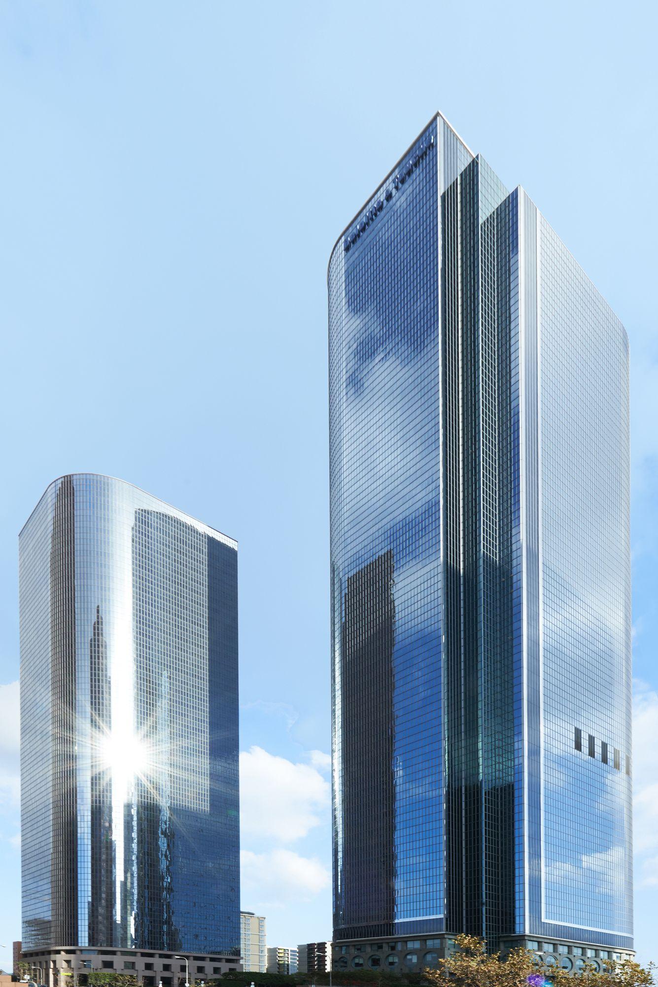 Commercial Architectural Photography Portfolio of Architectural Photographer Peter Christiansen Valli - Two California Plaza