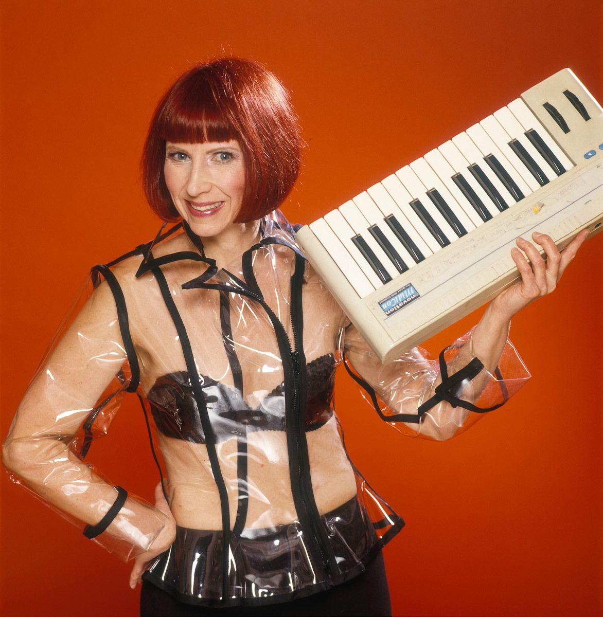 Kathy Supove, pianist