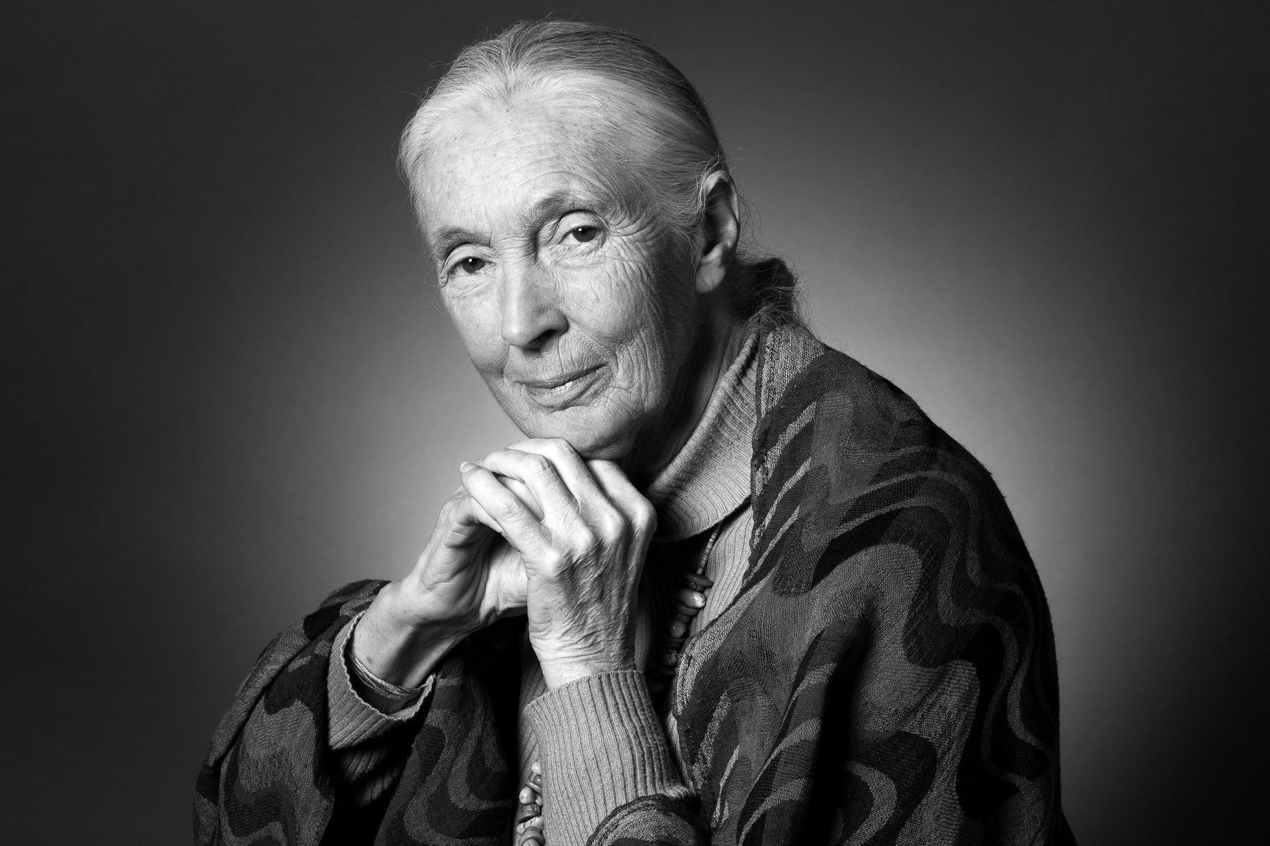 Jane Goodall, naturalist and conservationist