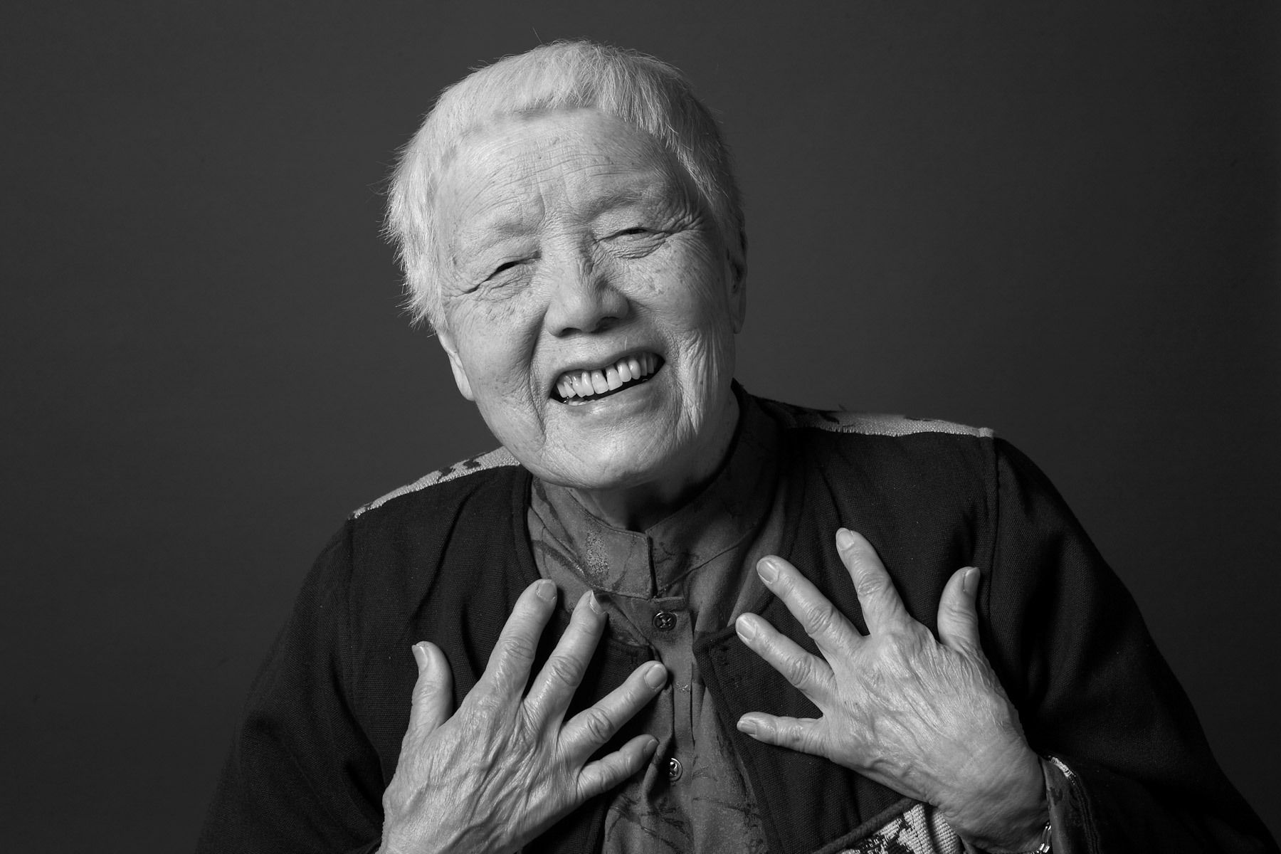 Grace Lee Boggs, activist and philosopher