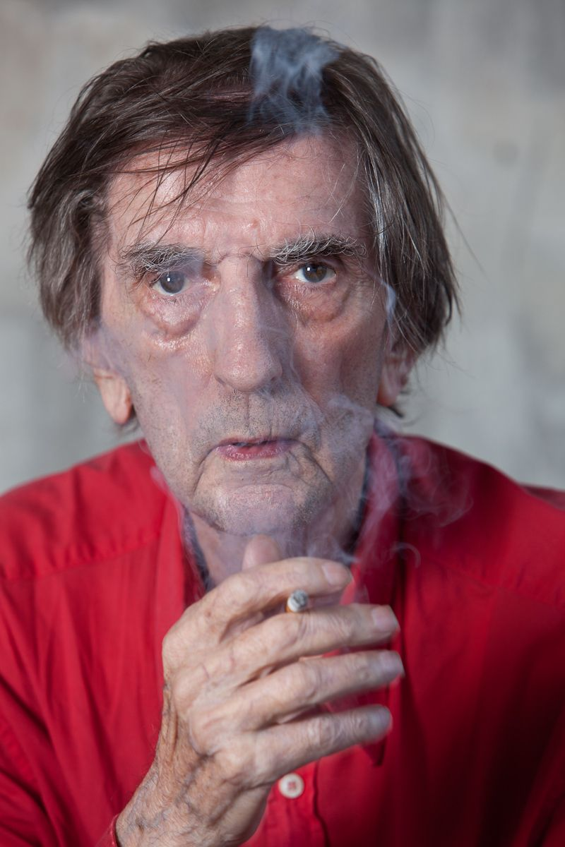Harry Dean Stanton, actor