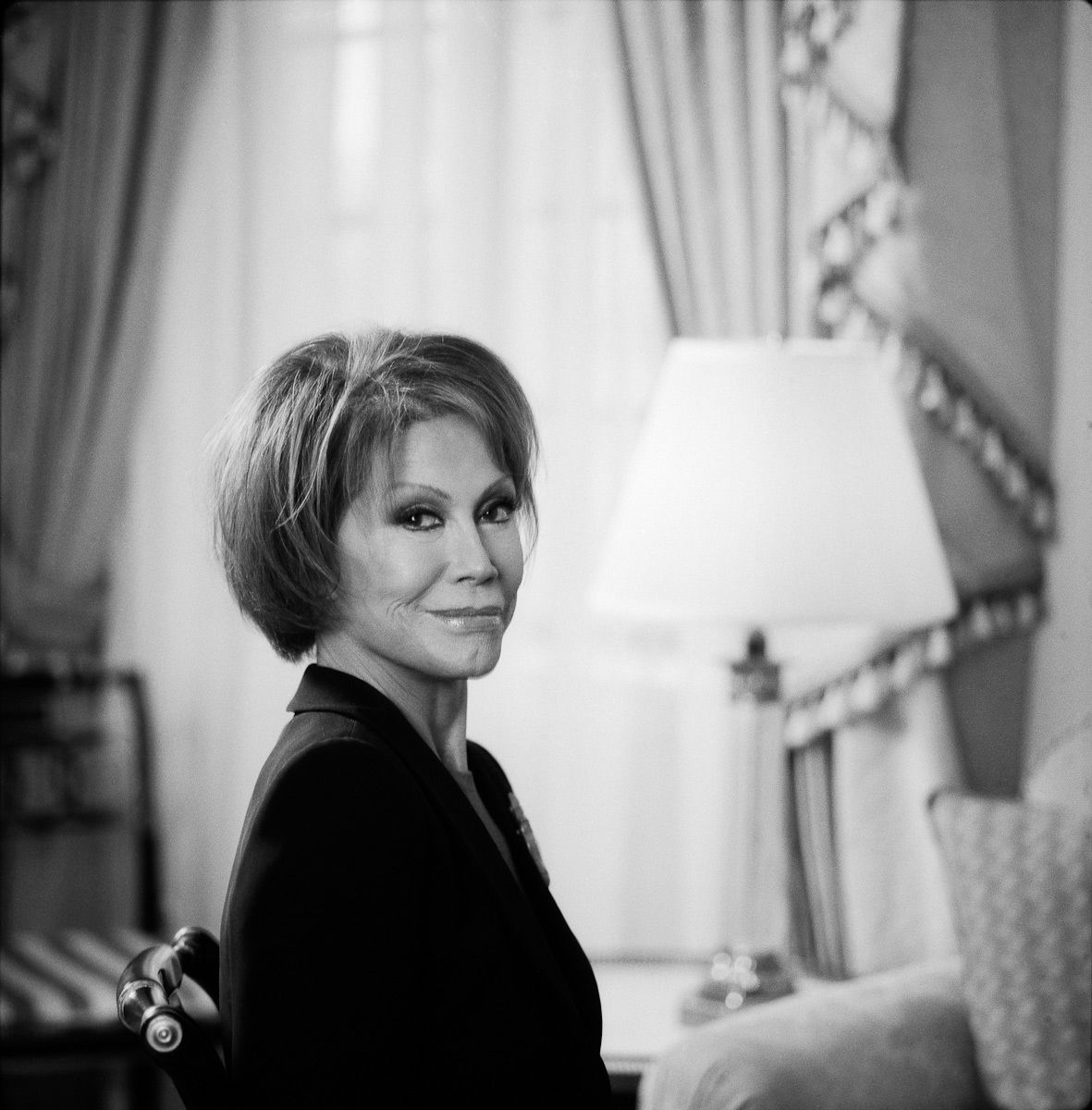 Mary Tyler Moore, actress