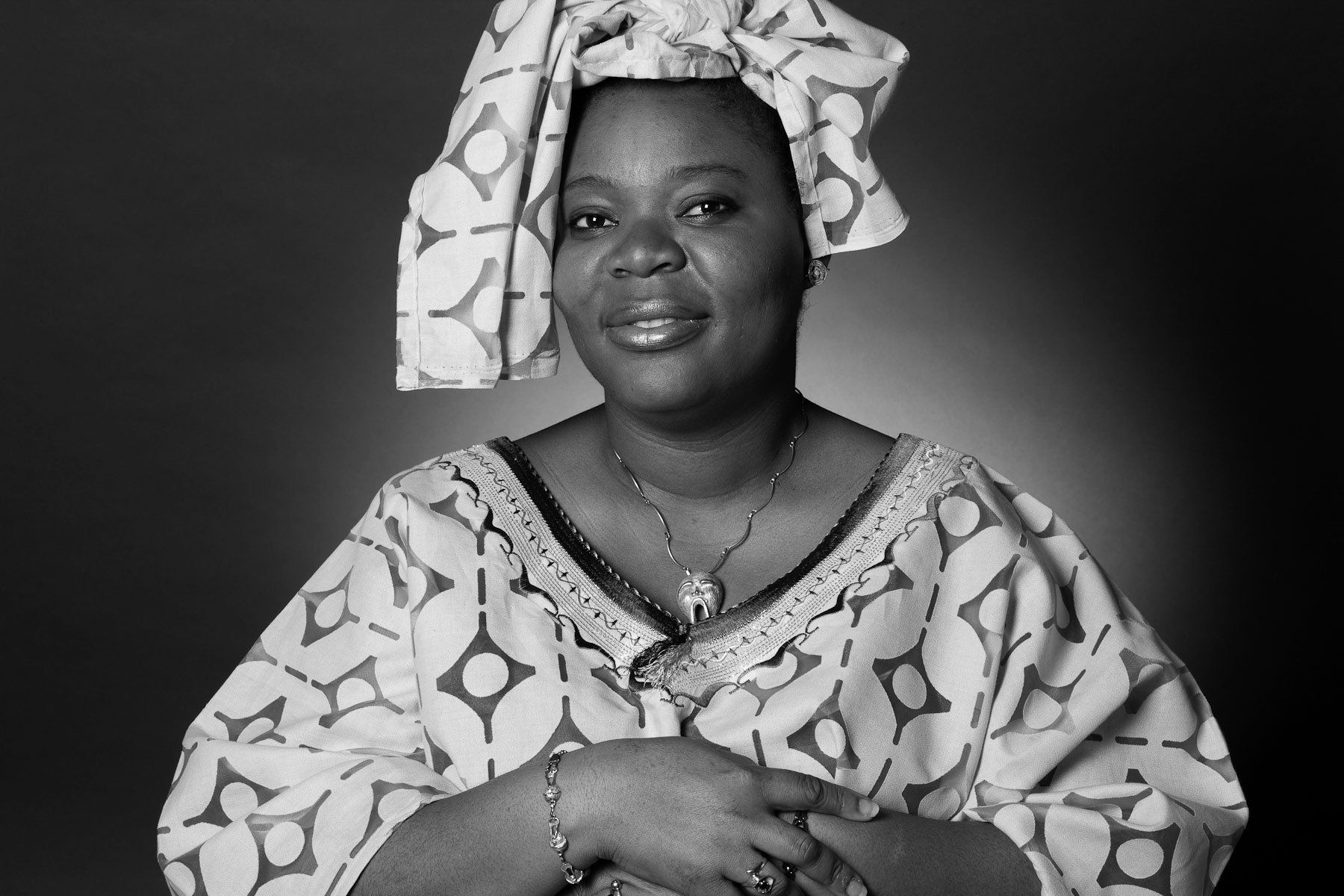 Leymah Gbowee, 2011 Nobel Peace Prize recipient: led her countrywomen to fight for and win peace in Liberia; executive director, Women, Peace and Secutiry Africa