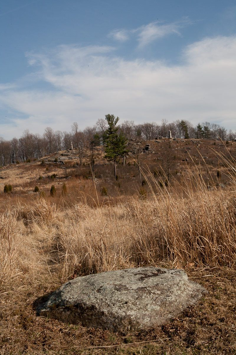 Little Round Top, Gettysburg National Military Park, Gettysburg, PA