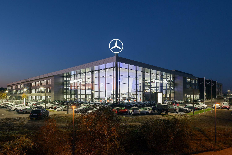Mercedes-Benz Frankfurt, Frankfurt am Main 2016