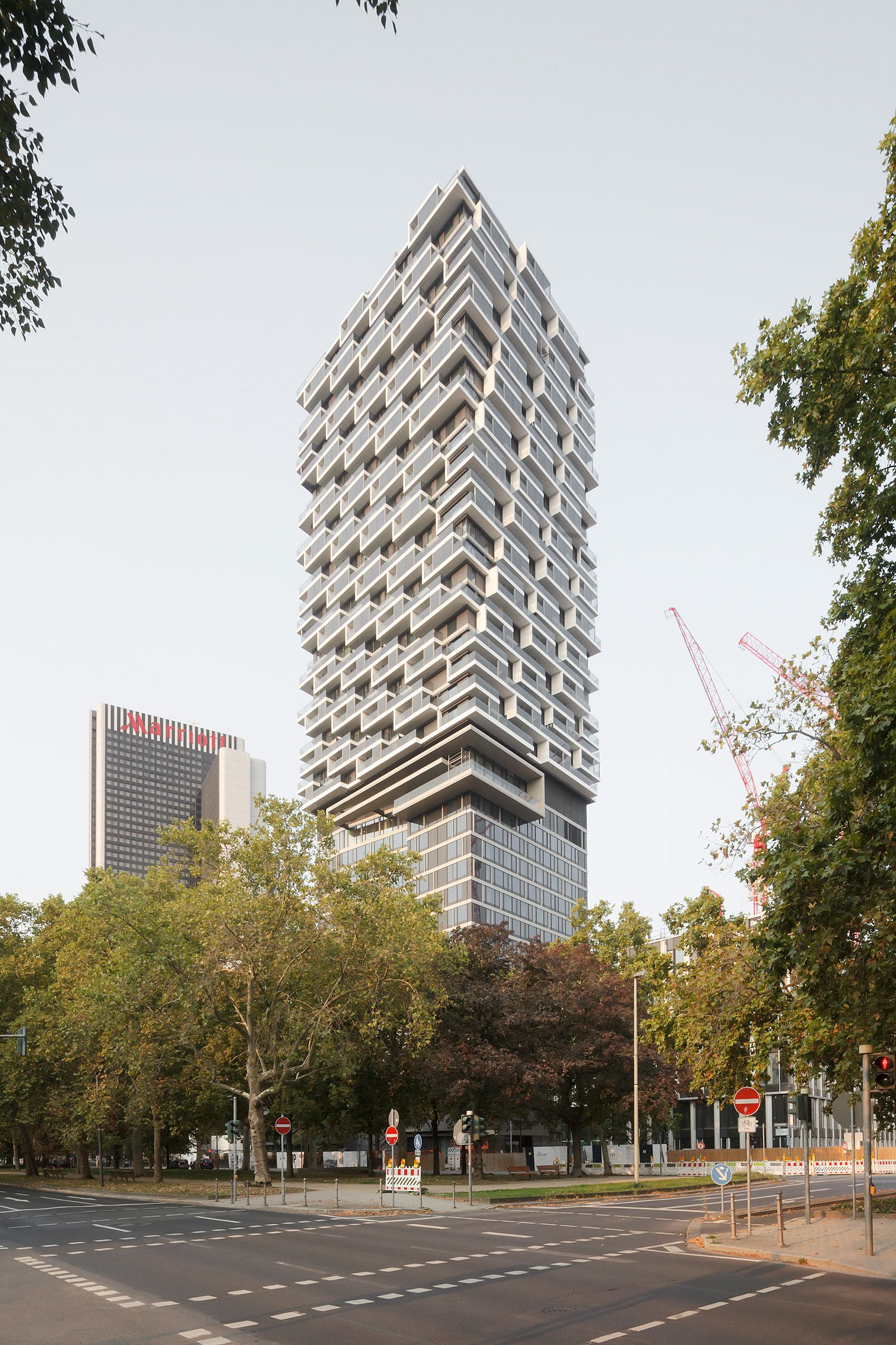 One Forty West, Frankfurt am Main 2020