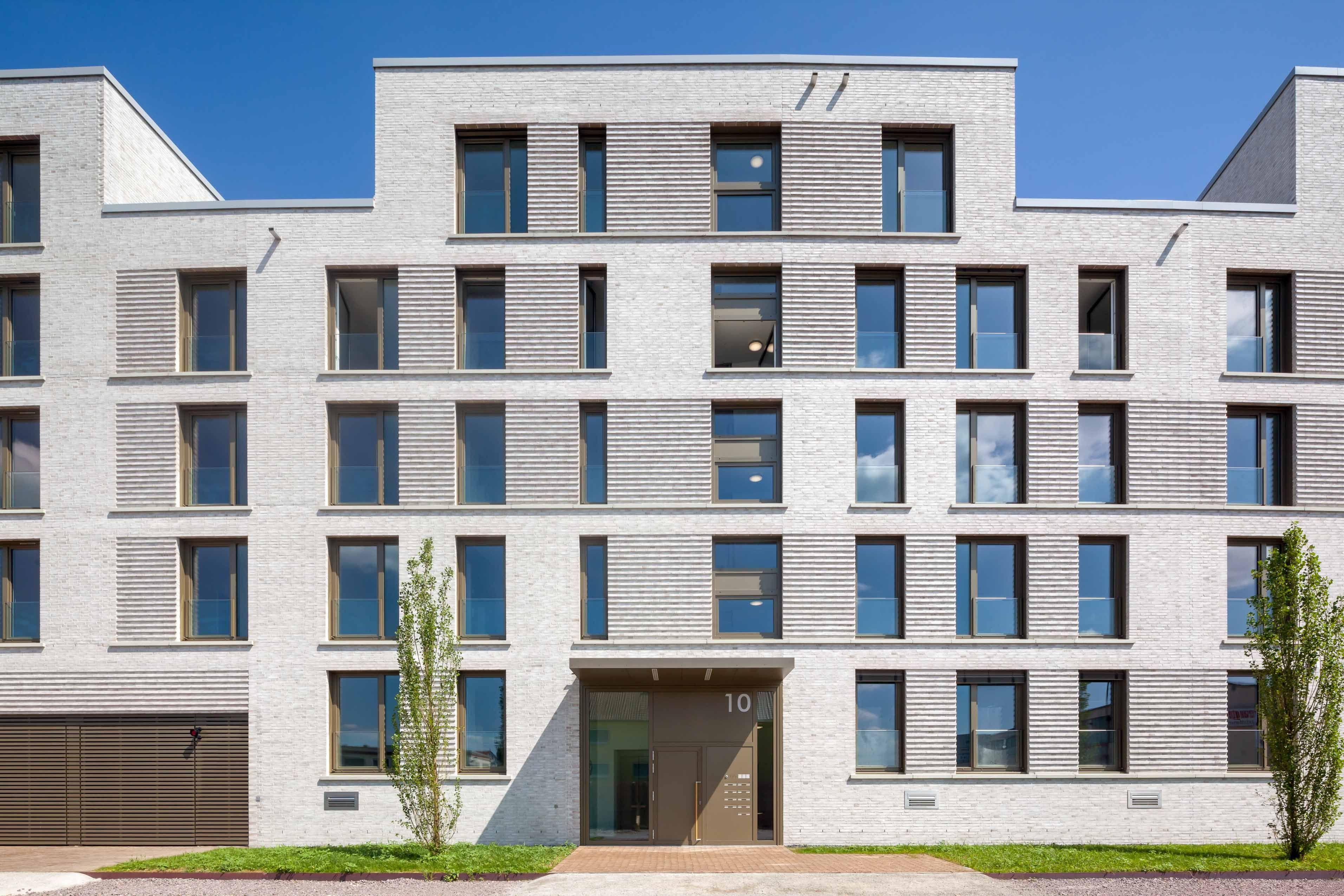 Wohnen an Fluß, Speyer 2019