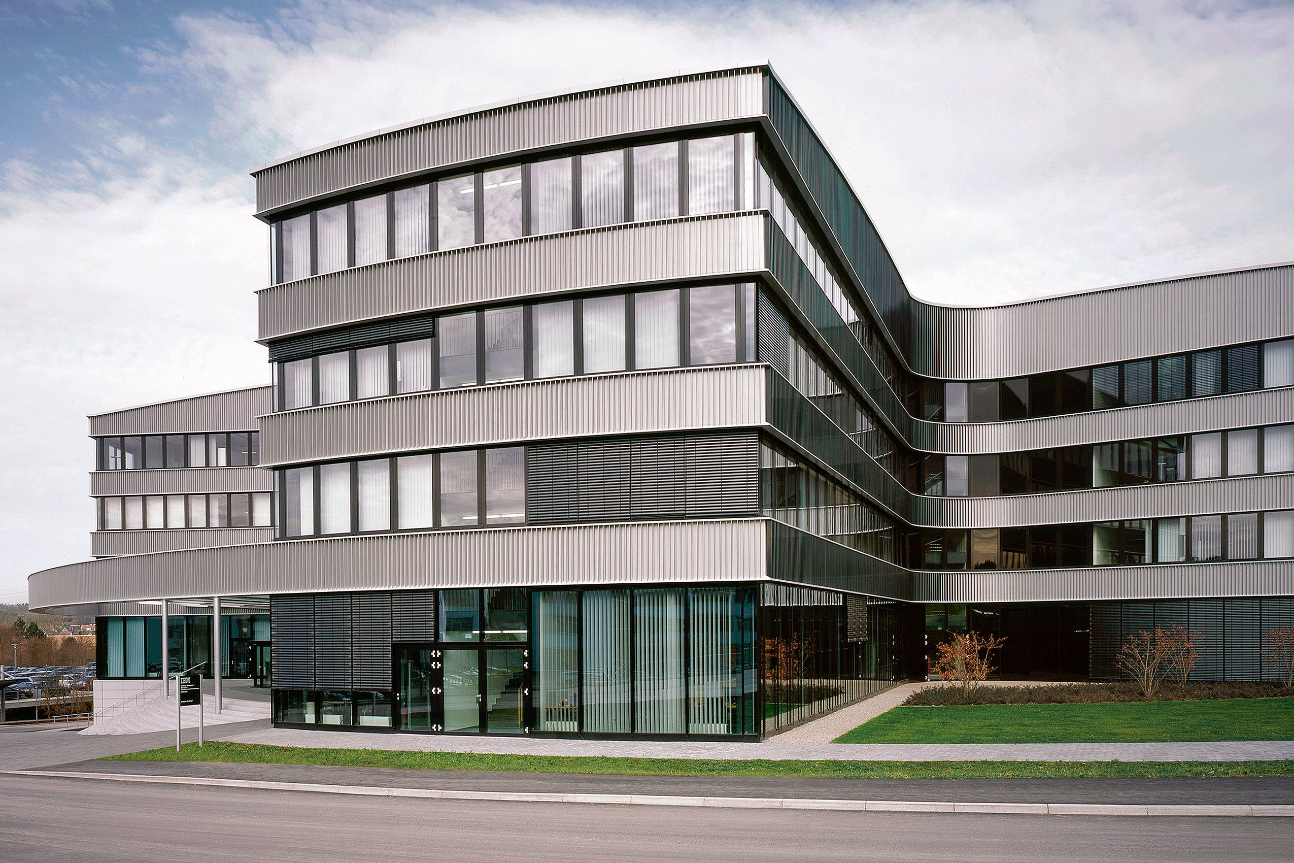 IBM Headquarter, Ehningen 2010