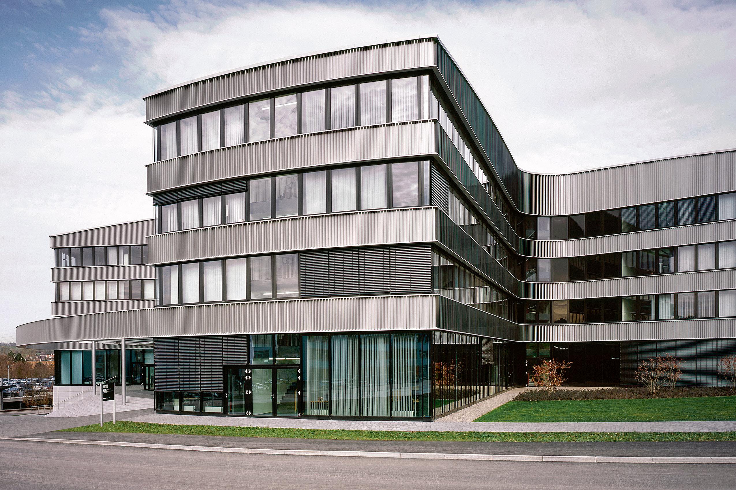IBM Headquarter, Ehningen 2010