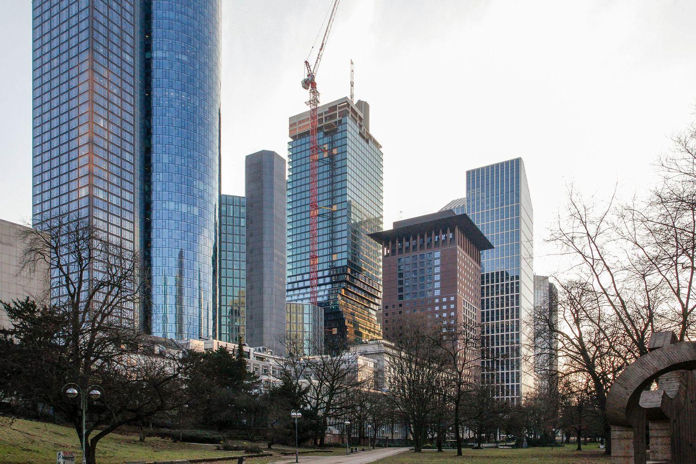Omniturm, Frankfurt am Main 2019