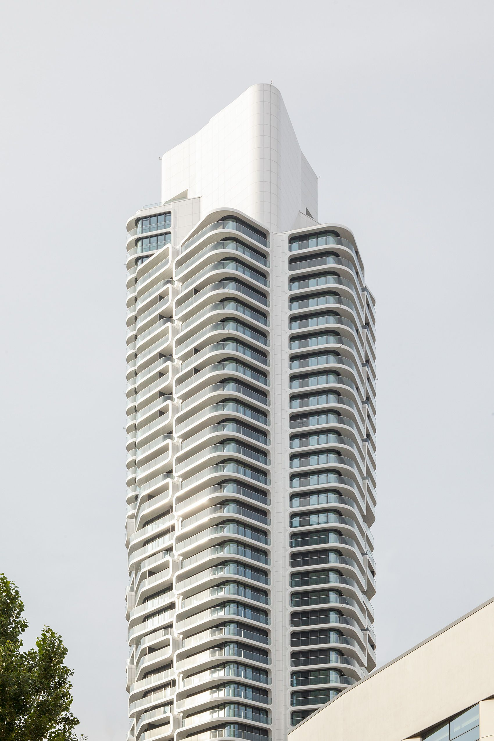 Grand Tower, Frankfurt am Main 2020