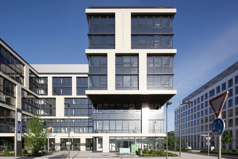 Imtech Haus, Frankfurt am Main 2012