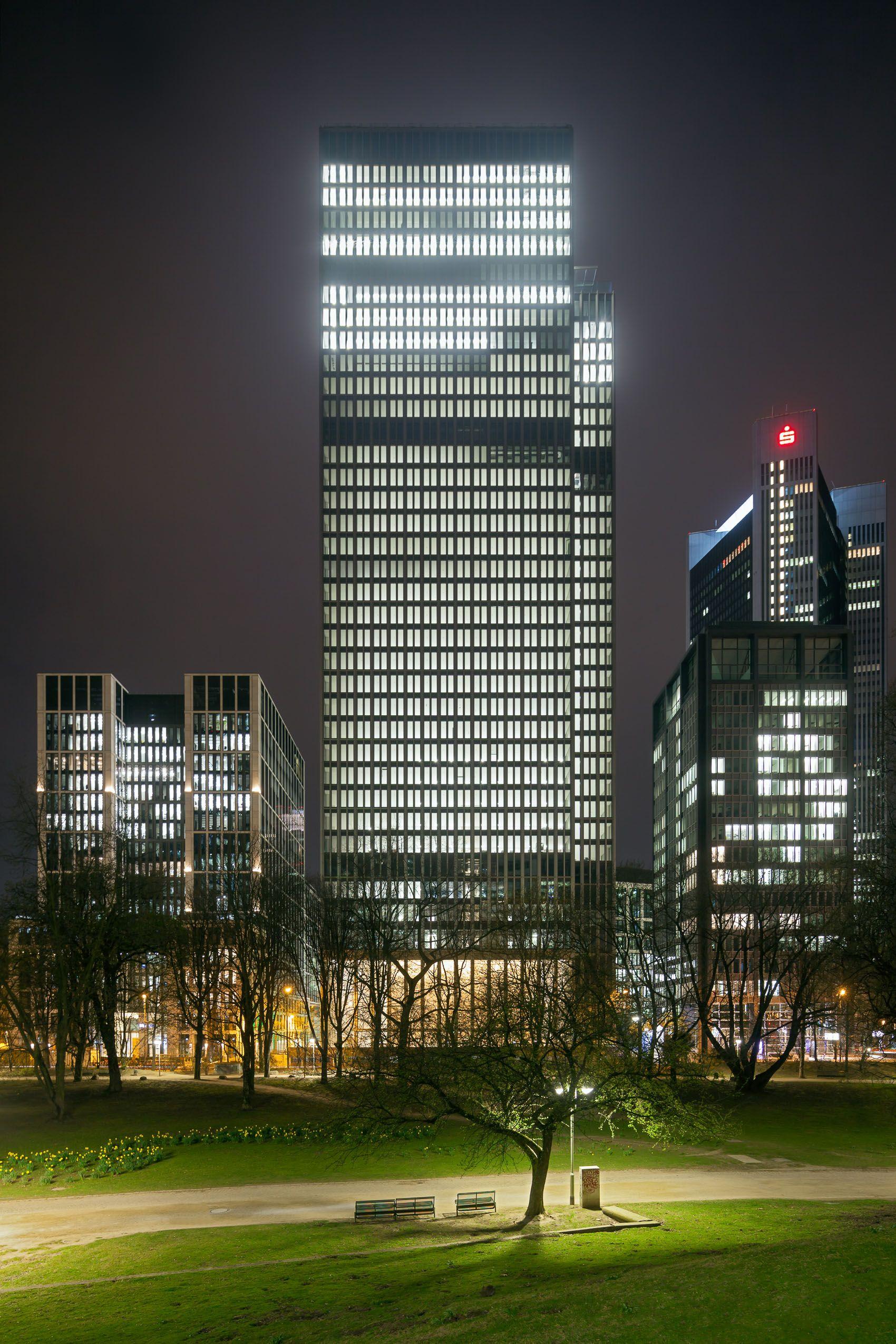 Marienturm, Frankfurt am Main 2019