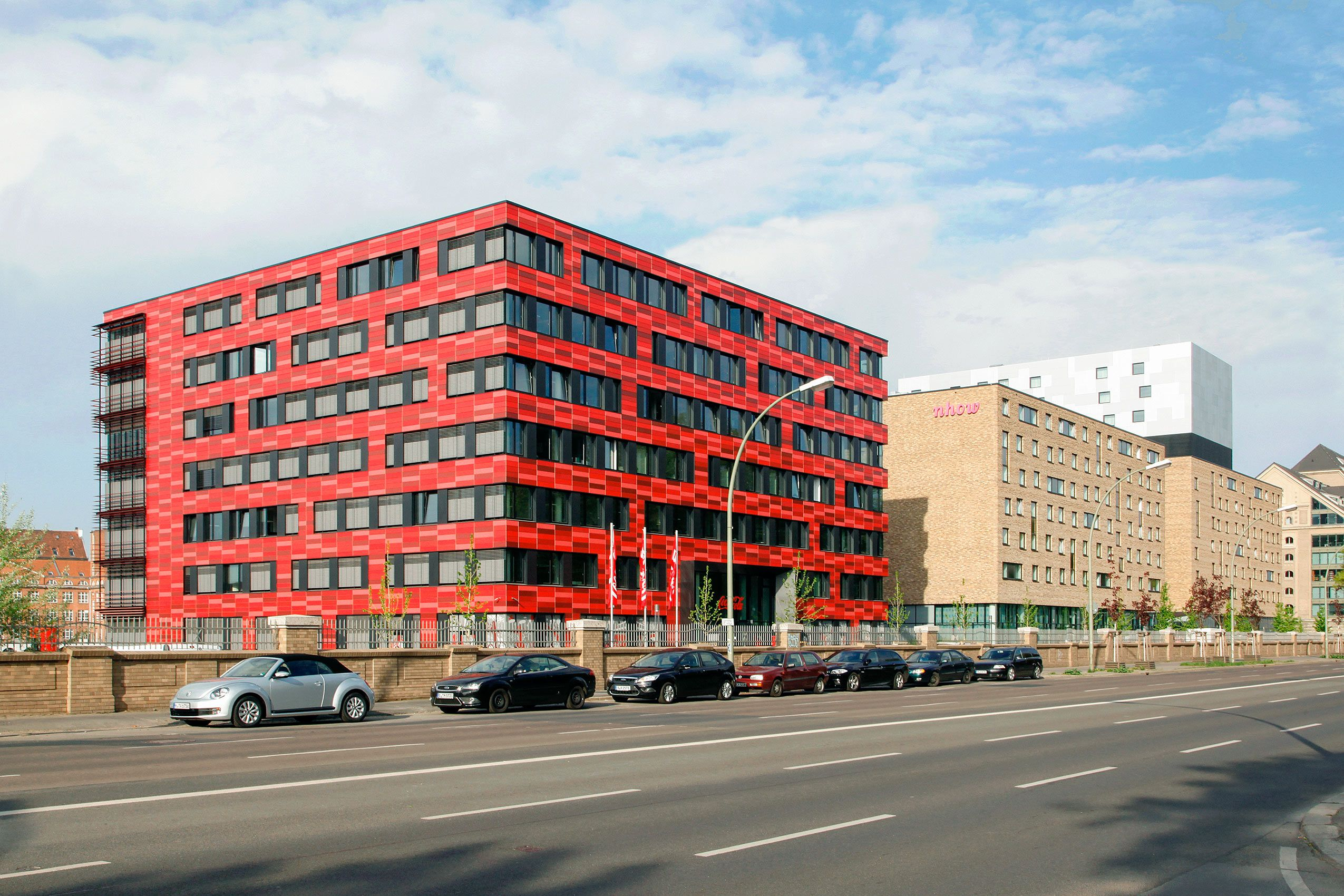 Coca-Cola Headquarter, Berlin 2013