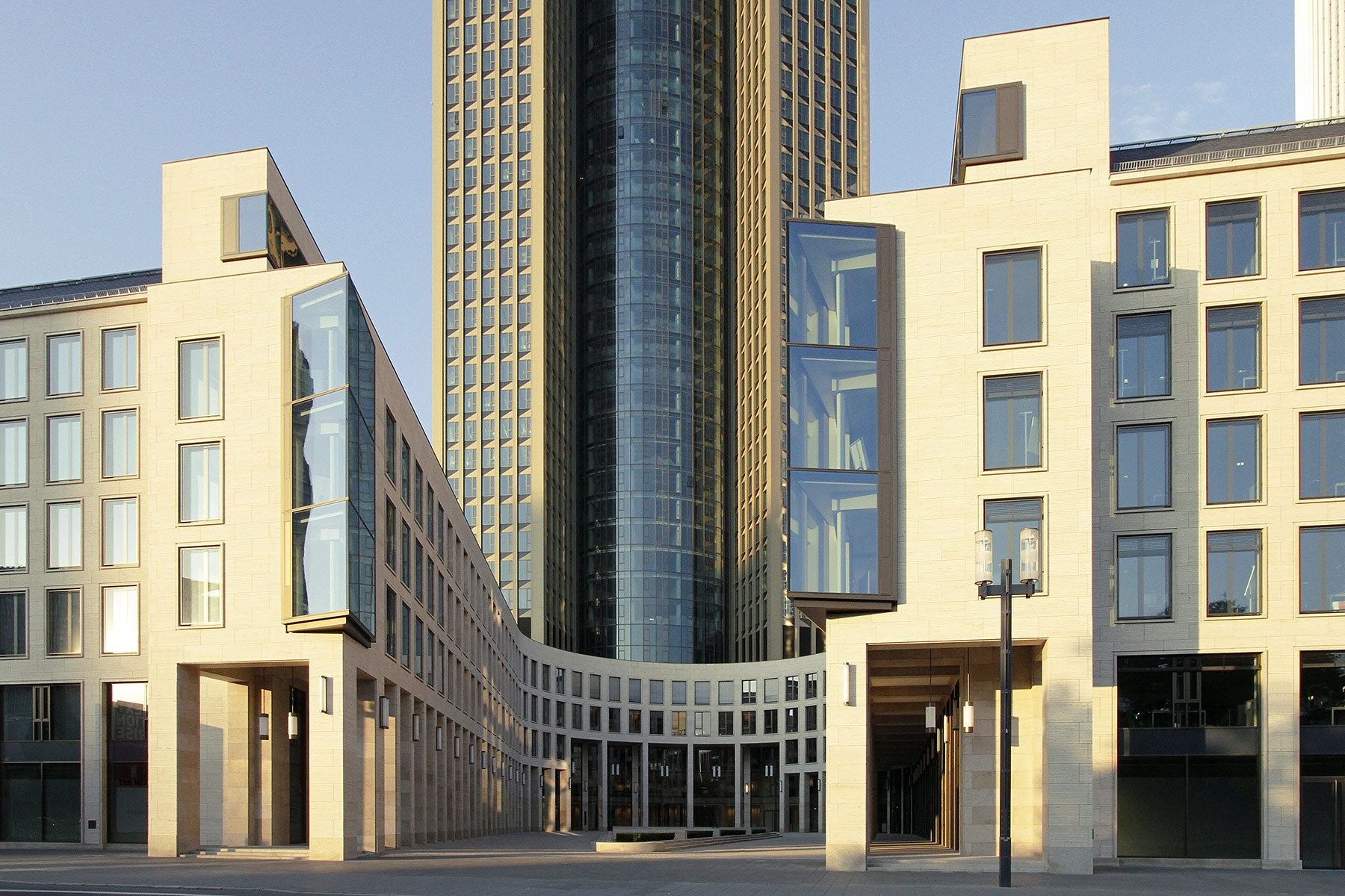 Tower 185, Frankfurt am Main 2011