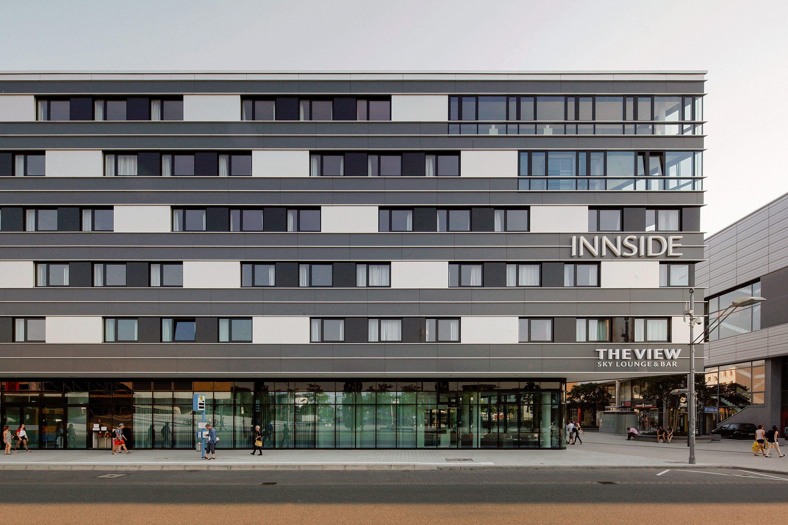 Hotel Innside, Wolfsburg 2014