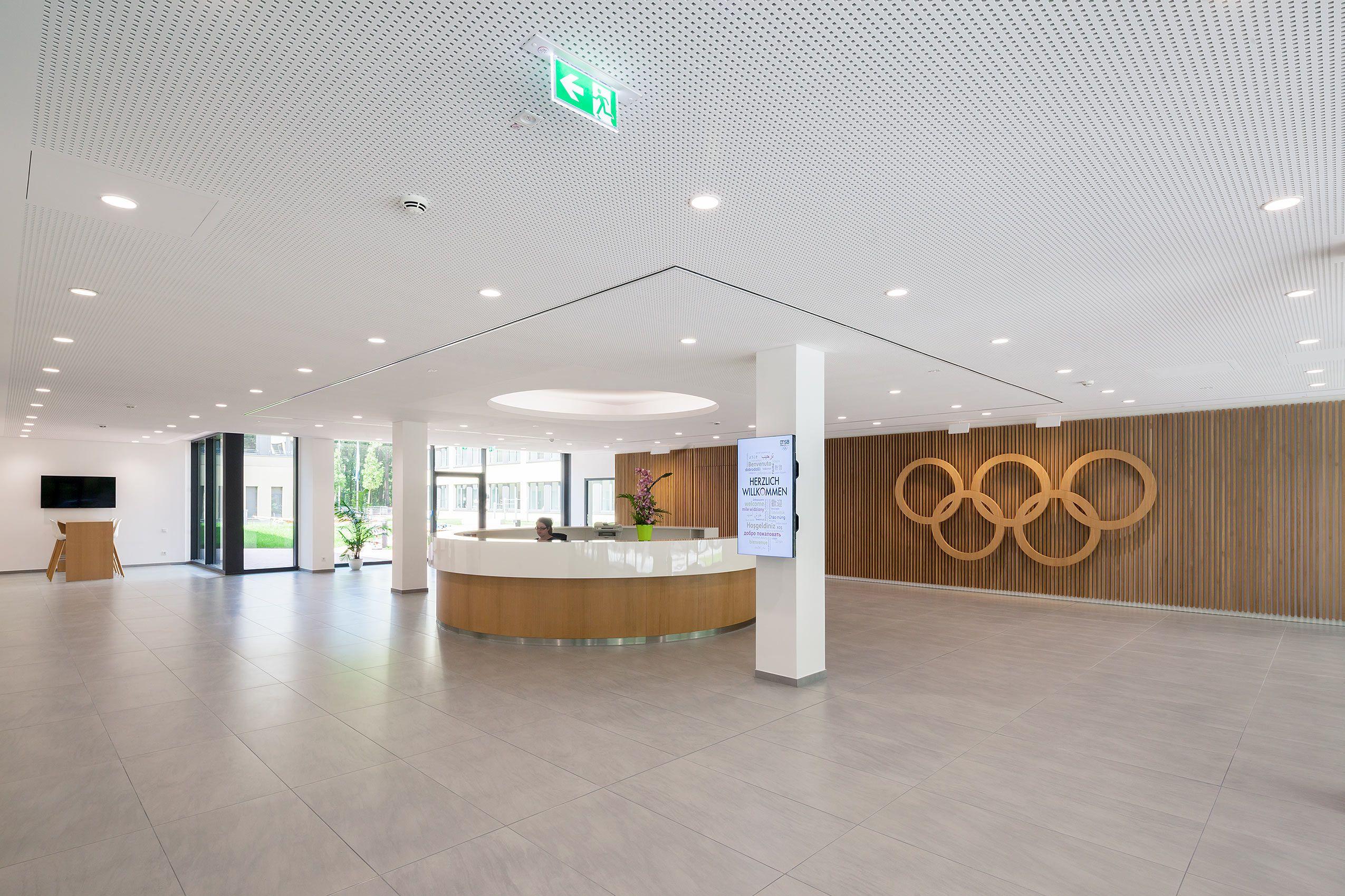 Deutscher Olympischer Sportbund, Frankfurt am Main 2016
