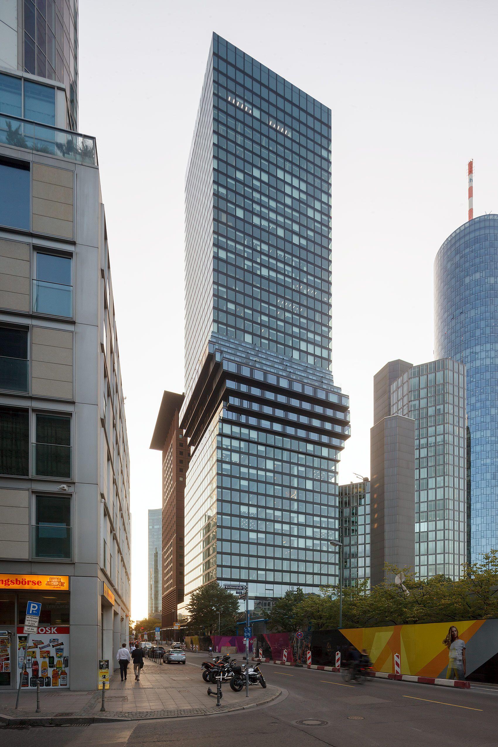 Omniturm, Frankfurt am Main 2020