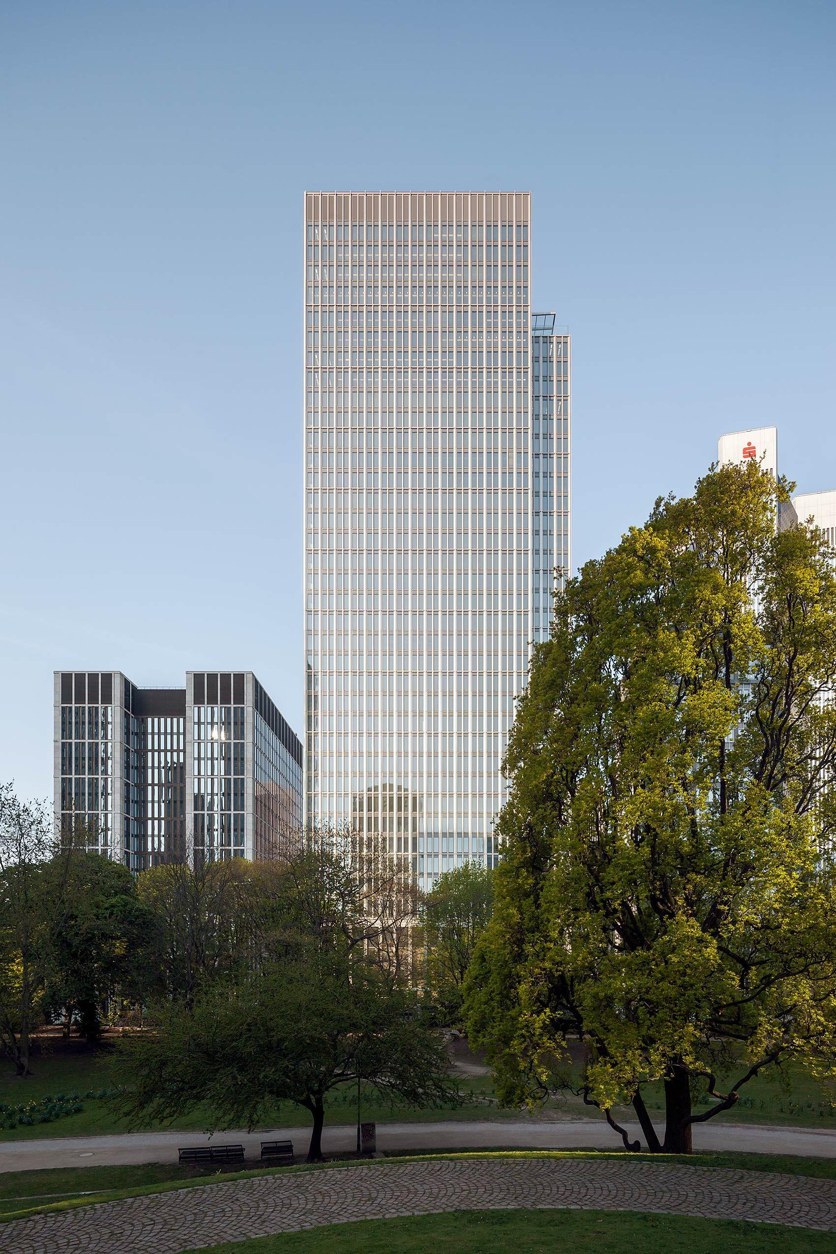 Marienturm, Frankfurt 2019