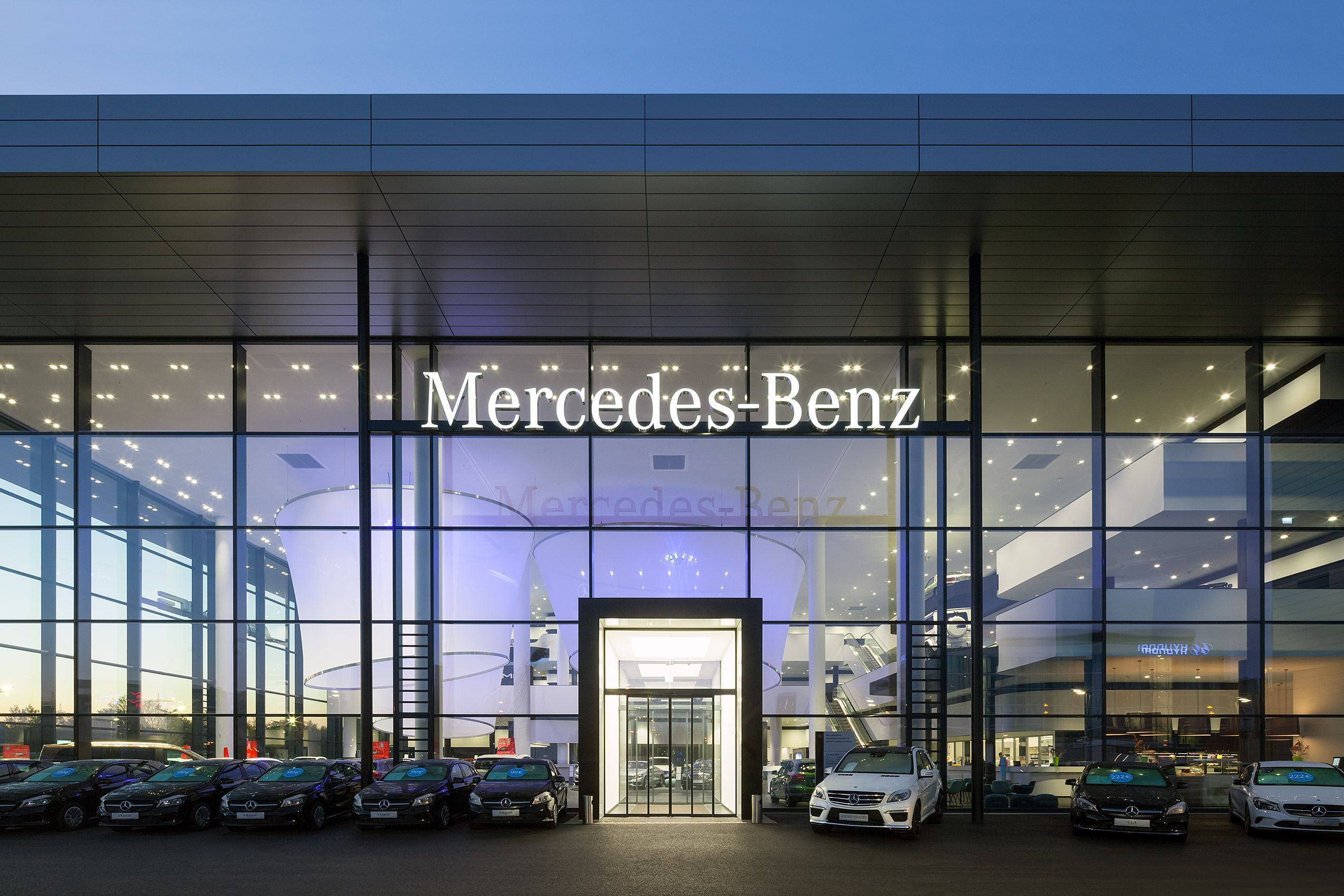 Mercedes-Benz Frankfurt, Frankfurt am Main 2016