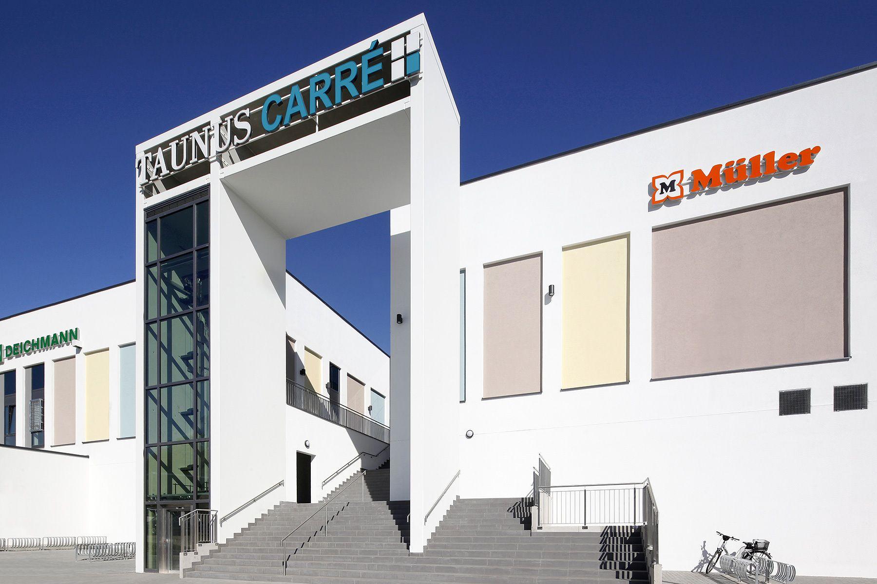 Taunus Carré, Friedrichsdorf 2013