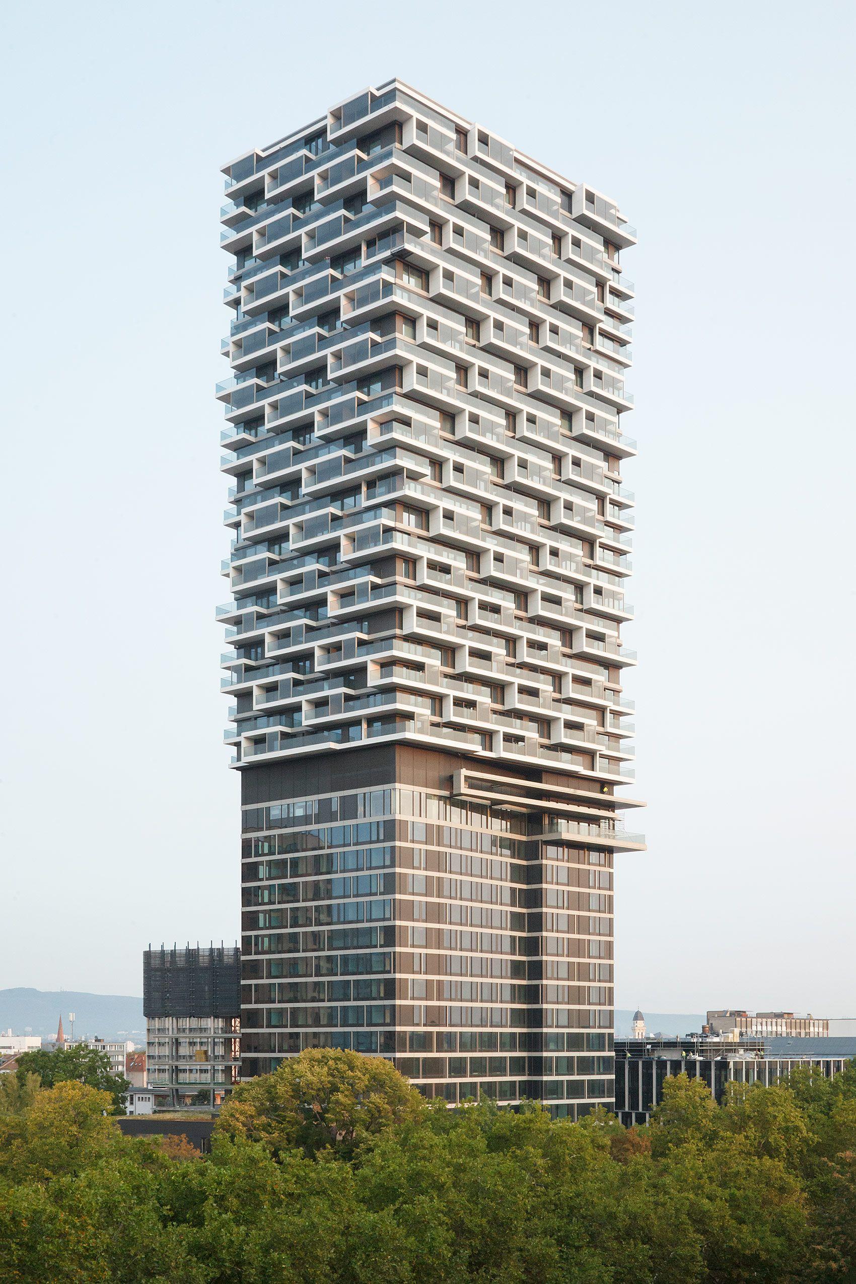One Forty West, Frankfurt am Main 2020