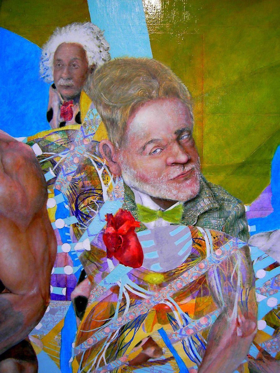 Andrew Carnegie. WG Patrick, Artists Detroit