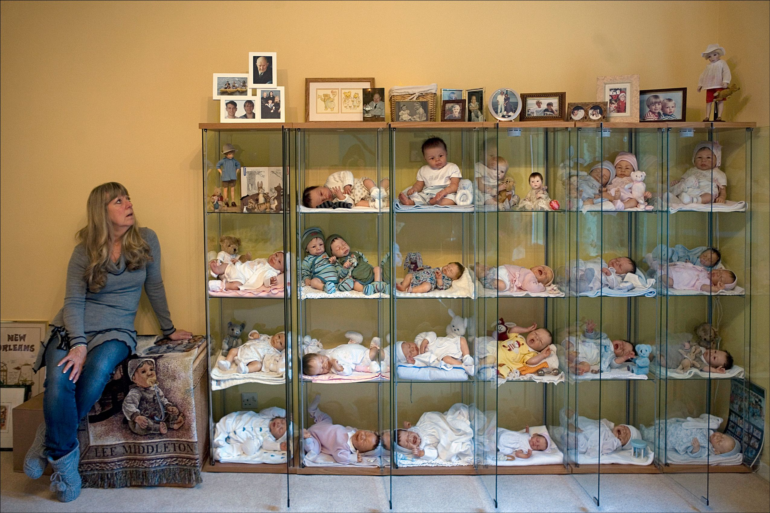 Salli and Nursery