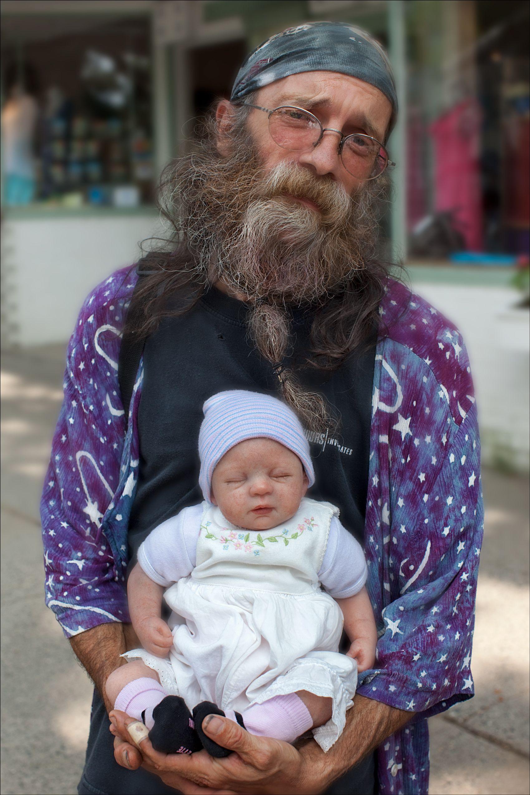 Woodstock Hippie and Twee