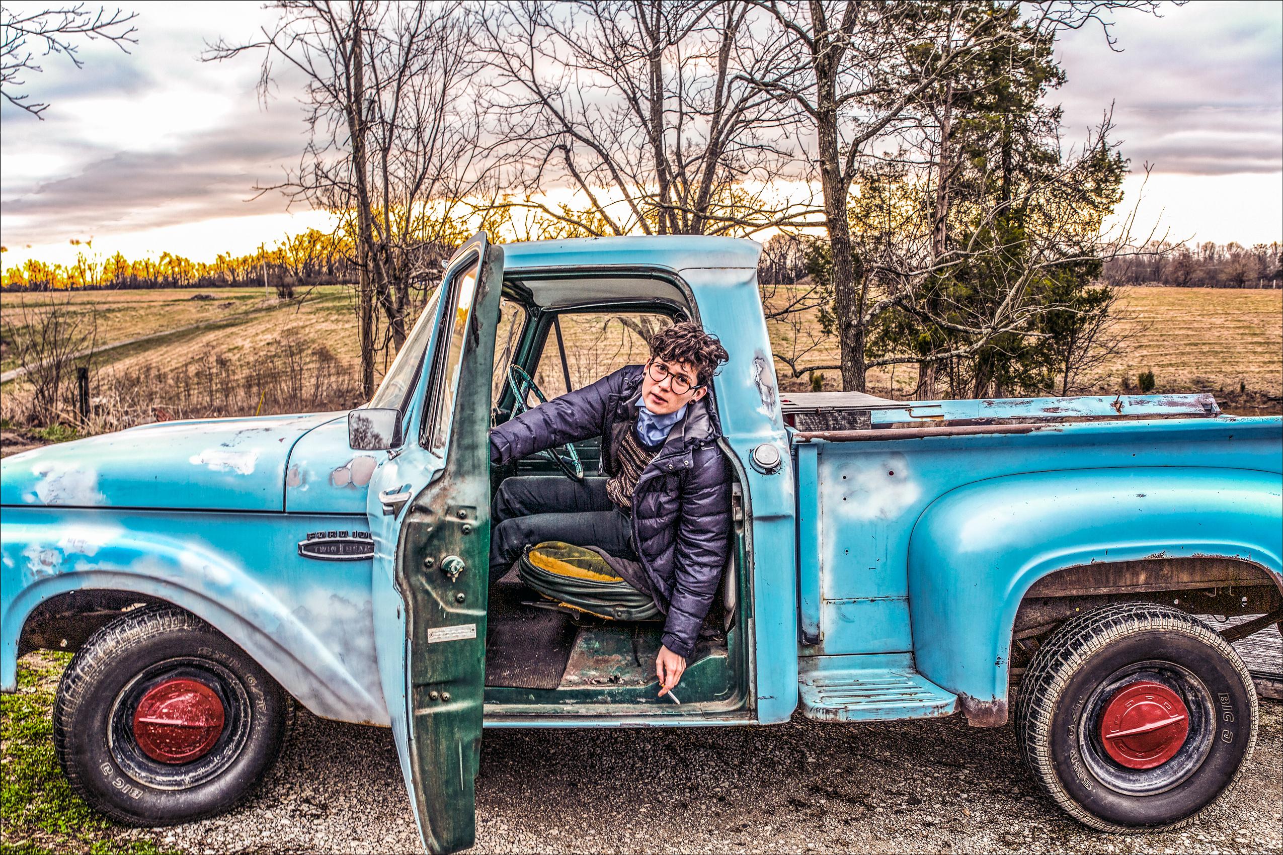 Basil Truck