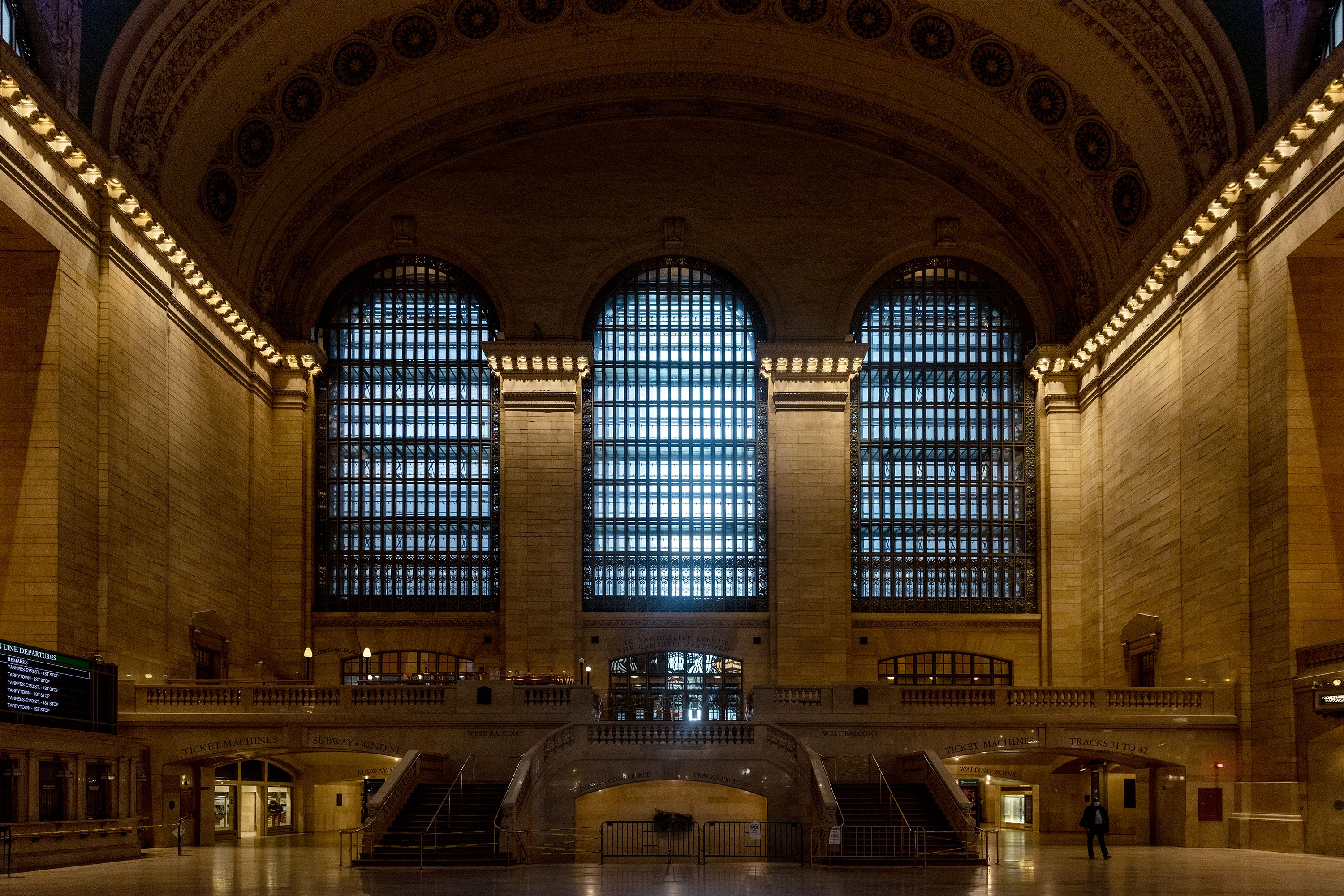 Grand Central Station 3:42pm