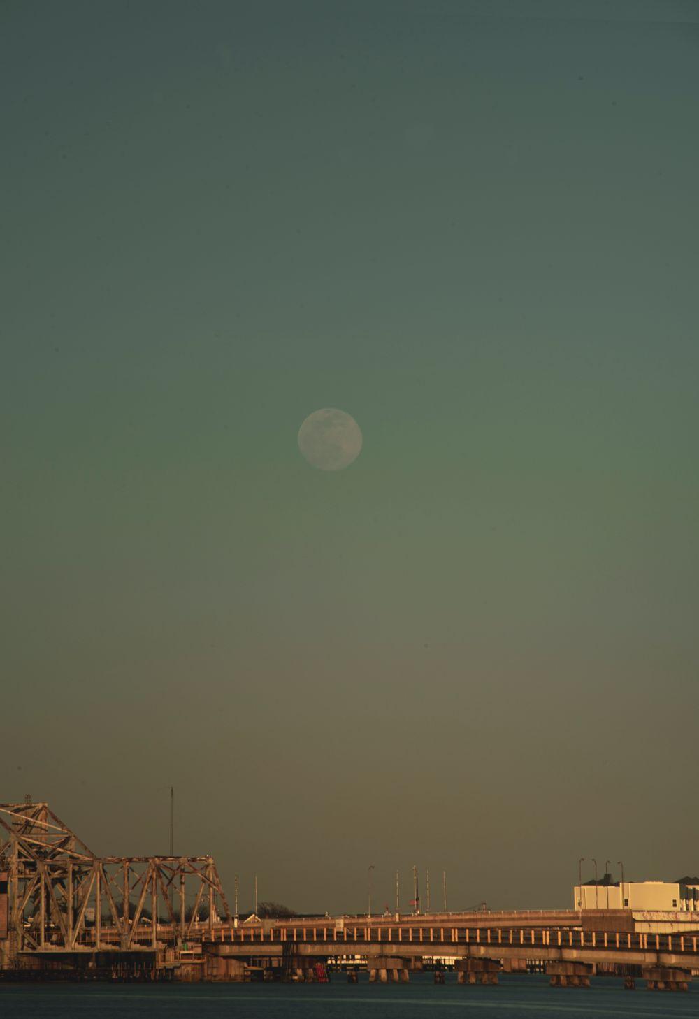 Worm Moon Rising II