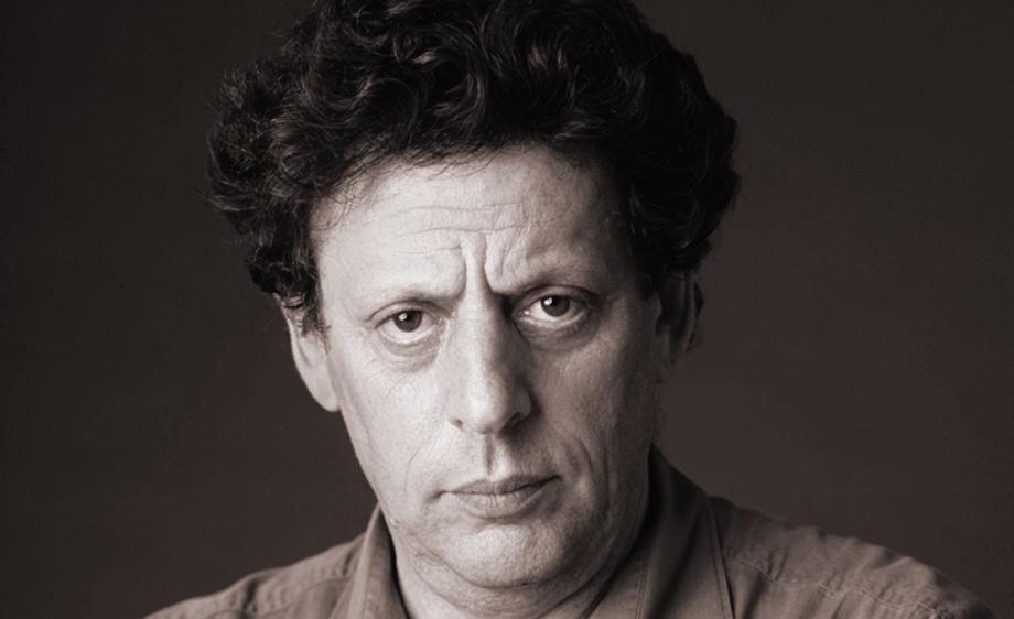 Phillip Glass,composer