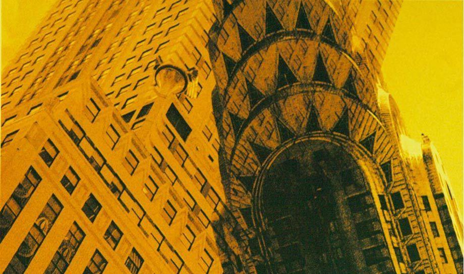 Chrysler Building 2001