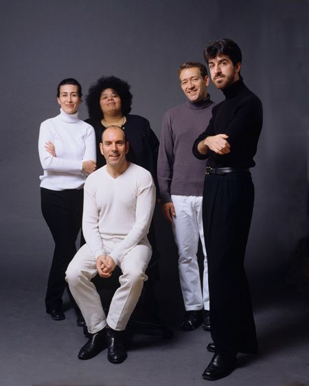 Jeanine Tesori, Ricky Ian Gordon, Diedre Murray, Michael John LaChuisa, Jason Robert Brown