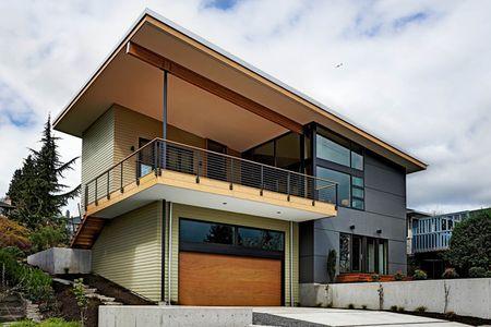 VIEW RIDGE HOUSE