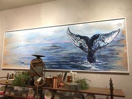Whale for Anthropologie
