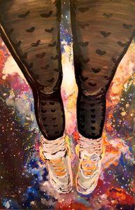 Supernova Feet