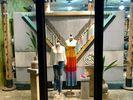 Tassel Window- Anthropologie, Chicago, IL