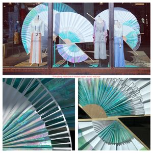 Fan Display for Anthropologie