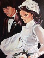 Wedding Day- private commission
