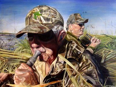 Papa Bill & Uncle jim