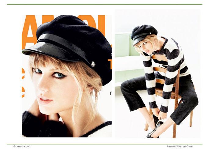 Taylor Swift Glamour Magazine
