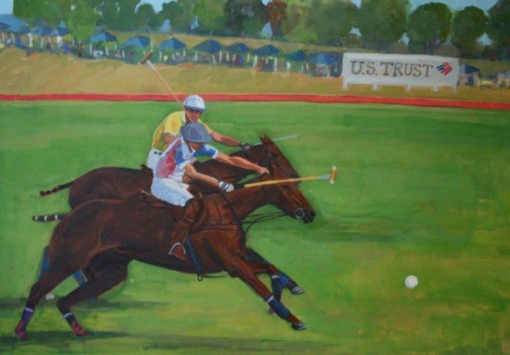 Oil, Chukkers, 2008