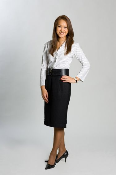 Full Length Corporate Portait