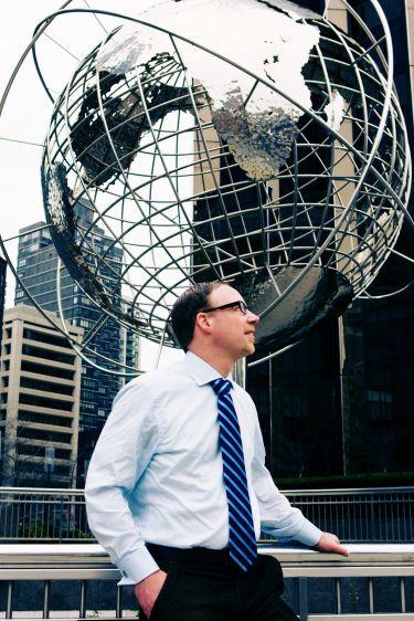 The Globe Sculpture
