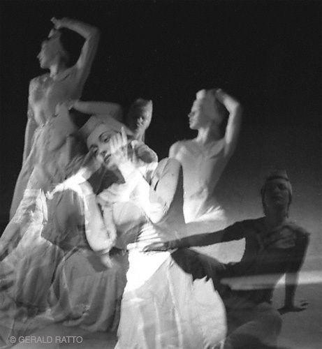 Halprin Lathrop Dancers