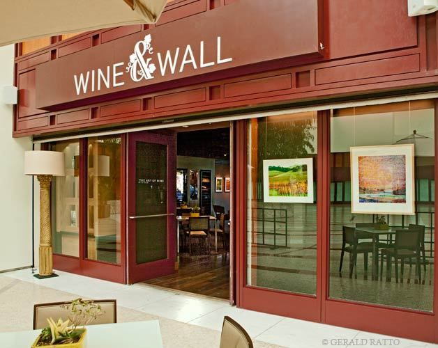 Wine andWall Gallery Exhibit