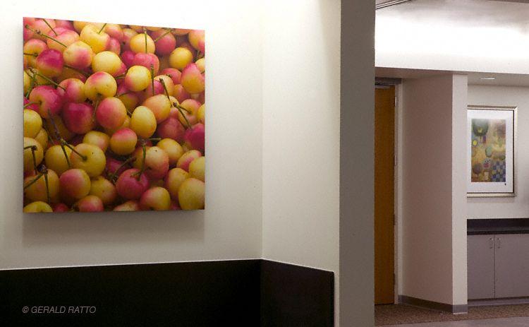 CherriesInstalled Artwork