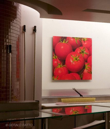 TomatoesInstalled Artwork